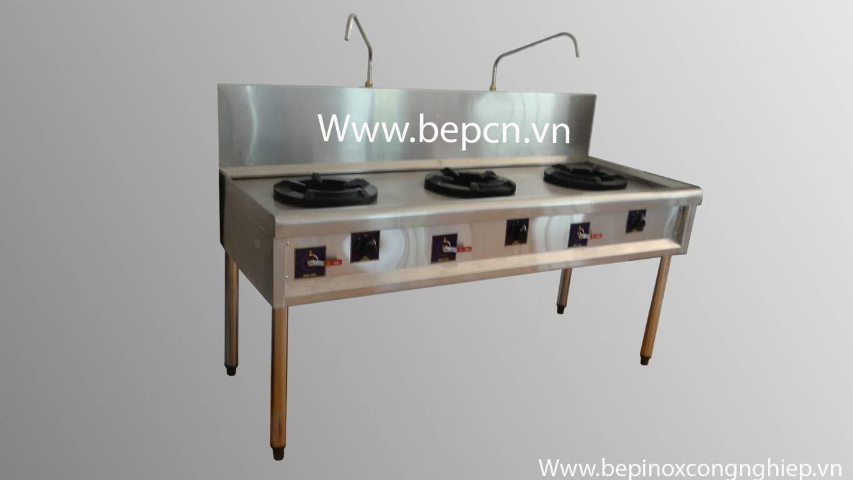 Bếp công nghiệp Á ba bếp Model SCBA3 - 5A2100