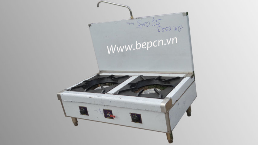 Bếp hầm đôi có thành Model SCBH2 - 5A1200